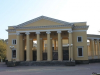 улица Черноморская, дом 11. театр