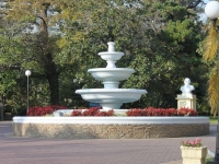 Sochi, fountain На ЧерноморскойChernomorskaya st, fountain На Черноморской