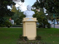 Сочи, памятник М.И. Глинкеулица Черноморская, памятник М.И. Глинке