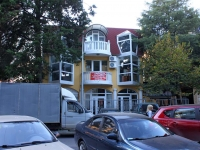 Sochi, Ostrovsky st, house 27/4. office building