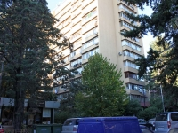 Sochi, Ostrovsky st, house 47. Apartment house