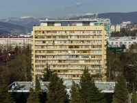 Sochi, Ostrovsky st, house 67. Apartment house