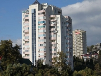 Sochi, Pionerskaya st, house 14. Apartment house