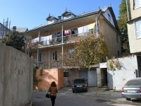 Sochi, Pionerskaya st, house 55/2. Apartment house