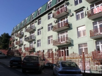Sochi, Alpiyskaya st, house 7/2. Apartment house