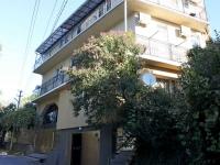 Сочи, улица Альпийская, дом 12. многоквартирный дом