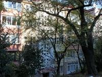 Сочи, улица Альпийская, дом 17. многоквартирный дом