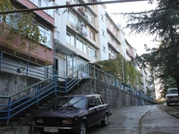Sochi, Alpiyskaya st, house 31А. Apartment house