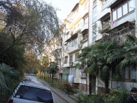 Sochi, Alpiyskaya st, house 41. Apartment house