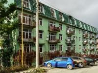 Sochi, st Alpiyskaya, house 7/2. Apartment house