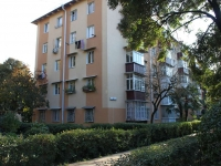 Sochi, Konstitutsii SSSR st, house 34. Apartment house