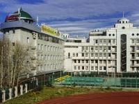Сочи, улица Конституции СССР, дом 4. многофункциональное здание