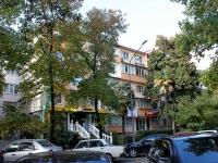 Сочи, улица Роз, дом 41. жилой дом с магазином