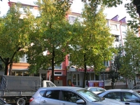 Сочи, улица Роз, дом 48. жилой дом с магазином