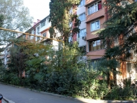 Sochi, Roz st, house 56. Apartment house