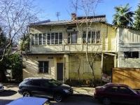 Сочи, улица Роз, дом 9. многоквартирный дом