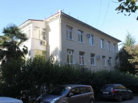 Sochi, Kubanskaya st, house 1. Apartment house