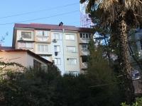 Сочи, улица Кубанская, дом 6. многоквартирный дом