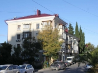 Sochi, Kubanskaya st, house 7. Apartment house