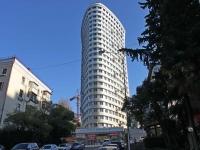 Sochi, Apartment house  Премьер, жилой комплекс, Kubanskaya st, house 12Б