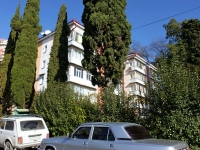 Sochi, Kubanskaya st, house 22. Apartment house