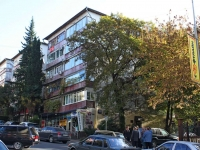 Sochi, Nagornaya st, house 10. Apartment house with a store on the ground-floor