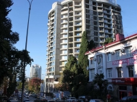 Sochi, Apartment house Морской дворец, жилой комплекс, Nagornaya st, house 11