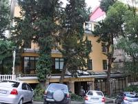 Сочи, улица Нагорная, дом 25. офисное здание