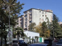 Sochi, Nagornaya st, house 27. Apartment house
