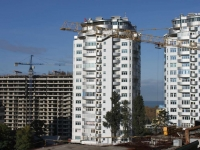 Sochi, Pervomayskaya st, house 11. Apartment house