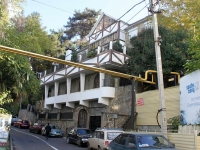 Sochi, Pervomayskaya st, house 14/1. Apartment house