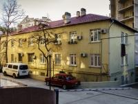 Сочи, улица Первомайская, дом 3А. многоквартирный дом