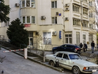 Sochi, Pervomayskaya st, house 2А. Apartment house with a store on the ground-floor