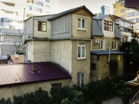 Sochi, Pervomayskaya st, house 7/1. Apartment house