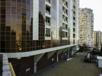 Sochi, Pervomayskaya st, house 19. Apartment house