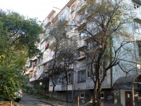 Sochi, st Abrikosovaya, house 6. Apartment house
