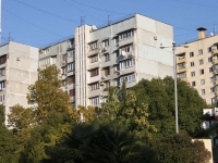 Sochi, Abrikosovaya st, house 18. Apartment house