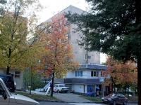 Sochi, st Abrikosovaya, house 21. Apartment house