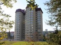 Сочи, улица Абрикосовая, дом 23А. многоквартирный дом