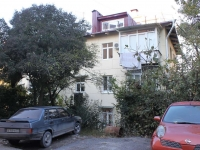 Sochi, Dagomysskaya st, house 6. Apartment house