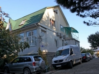Sochi, Dagomysskaya st, house 7. Apartment house