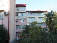 Sochi, Dagomysskaya st, house 8. Apartment house