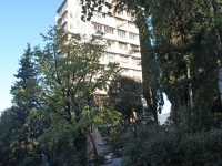 Sochi, Dagomysskaya st, house 11А. Apartment house