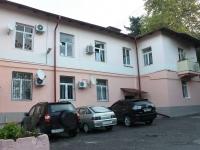 Сочи, улица Дагомысская, дом 22. жилой дом с магазином
