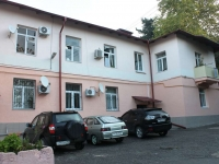 Sochi, Dagomysskaya st, house 22. Apartment house with a store on the ground-floor