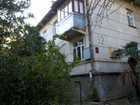 Sochi, Dagomysskaya st, house 32. Apartment house