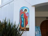 索契市, 教堂 УСПЕНИЯ ПРЕСВЯТОЙ БОГОРОДИЦЫ, Dagomysskaya st, 房屋 50