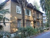 Сочи, Безымянный переулок, дом 3. многоквартирный дом