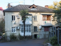 Sochi, alley Bezymyanny, house 7. Apartment house