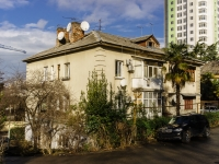 Sochi, alley Bezymyanny, house 5. Apartment house